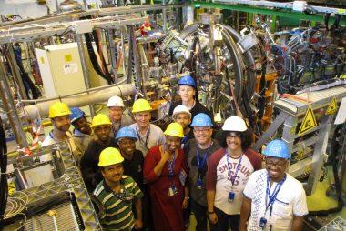 UWC-leading experiment @ CERN