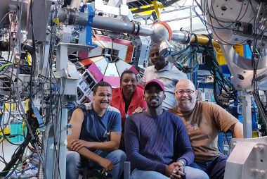 UWC leading experiments at TRIUMF